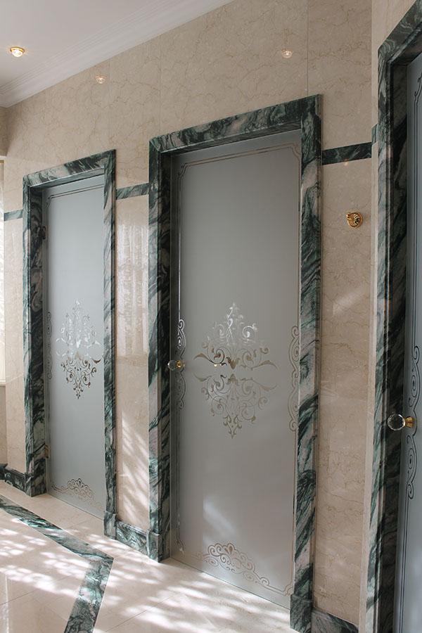 Badkamer glas | Glassworkers – Meesters in de glastechniek